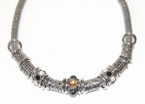 Collier Pandora 00221 | Opvallend Pandora stijl collier
