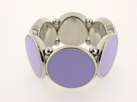 Armband paars/lila 980451 | Trendy armband paars/lila