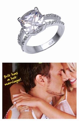 Popstar ring