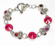 Armband Otazu 8904 | Otazu-look armband hard-roze