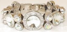 Armband Josh 394011 | Josh stijl armband met strass