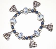 Boedha armband 9707 | Armband met Boedha bedels