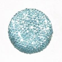Munt voor munthouder licht blauw