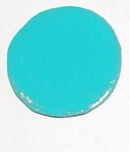 Munt voor munthouder turquoise