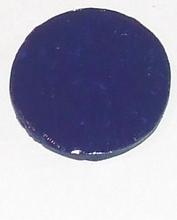 Munt voor munthouder donkerblauw