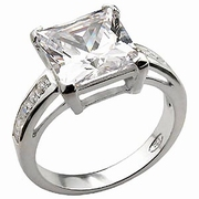 Charlotte's Diamond ring